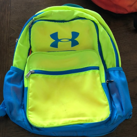 Under Armour Accessories   Under Armor Backpack   Poshmark 6e26909ee7